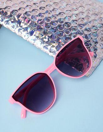 Окуляри дитячі сонцезахисні з кольоровою оправою   236187-17-XX