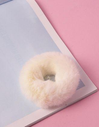 Резинка для волосся хутряна | 239244-40-XX