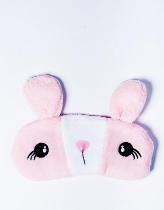 Пов'язка на очі для сну у вигляді зайця | 223094-14-XX