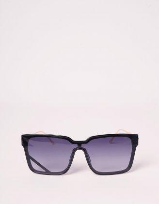 Окуляри сонцезахисні wayfarer з тонкими дужками   240680-09-XX