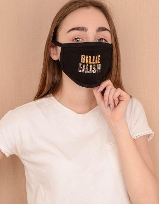 Маска на обличчя з Billie Eilish | 240511-21-XX