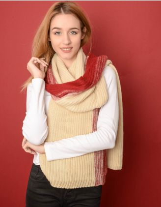 Шарф на шию вязаний | 235504-40-XX
