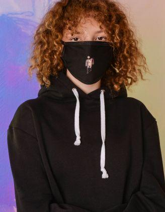 Маска на обличчя з Billie Eilish | 240511-02-XX