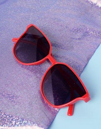 Окуляри дитячі сонцезахисні з кольоровою оправою   236187-15-XX