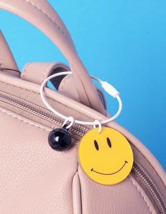 Брелок на сумку у вигляді смайлика   237402-19-XX