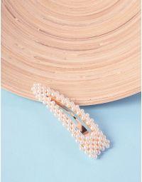 Шпилька для волосся з перлинами | 236787-08-XX