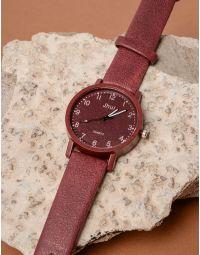 Годинник на руку з круглим циферблатом   237305-27-XX