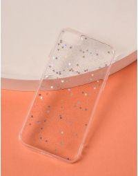 Чохол для телефону iphone 7/8  прозорий з зірочками | 237900-01-XX