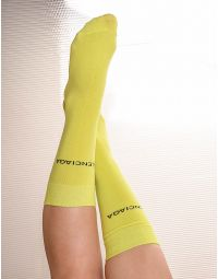 Шкарпетки високі з написом | 238524-20-XX