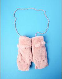 Рукавиці у вигляді кицьки на мотузці | 235302-71-XX