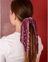 Резинка для волосся з перлинами   238994-03-XX