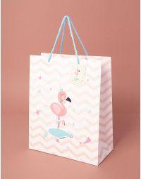 Пакет подарунковий з молодіжним зображенням | 237503-39-03