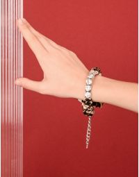 Браслет на руку з кристалами   238911-12-XX