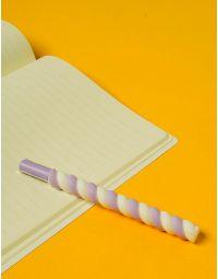 Ручка з рельєфними спіральними смужками   232194-03-XX