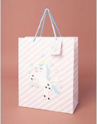Пакет подарунковий з молодіжним зображенням | 237503-11-03