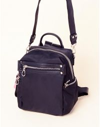 Рюкзак із тканини з кишенями | 236982-02-XX