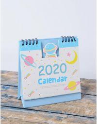 Календар настільний з молодіжним принтом | 238419-18-XX