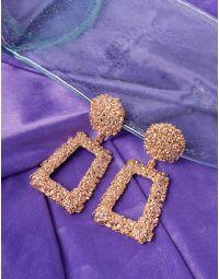 Сережки з рельєфним покриттям   239561-04-XX