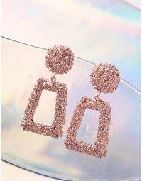 Сережки з рельєфним покриттям   239561-69-XX
