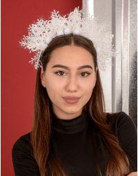 Обідок для волосся новорічний у вигляді корони | 239890-01-XX