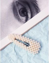 Шпилька для волосся з перлинами | 237119-06-XX