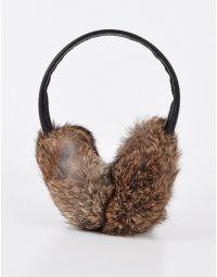 Навушники з натурального хутра | 207553-34-XX