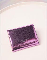 Гаманець портмоне лакований | 239110-03-XX