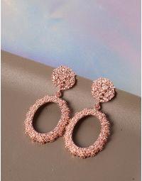 Сережки з рельєфним покриттям | 239687-69-XX