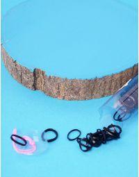 Резинка для волосся у наборі | 208655-02-XX
