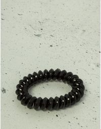 Резинка для волосся спіральна ребриста | 231819-02-XX