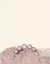 Сережка для пірсингу зі стразами | 234709-64-XX