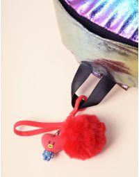 Брелок на сумку BTS з хутряним помпоном | 237368-15-XX