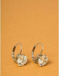 Серьги с кристаллами | 205533-06-XX