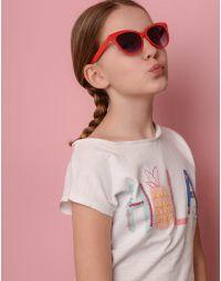 Окуляри cat eye дитячі сонцезахисні | 236190-15-XX