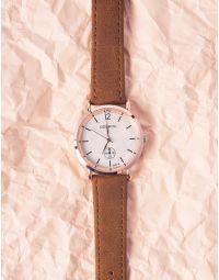 Годинник на руку з круглим циферблатом   237272-34-XX