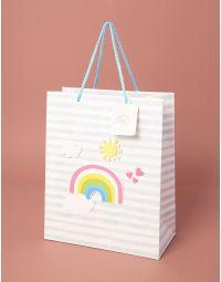 Пакет подарунковий з молодіжним зображенням | 237503-37-03