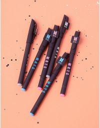 Ручки у наборі з принтом bts | 237669-51-XX