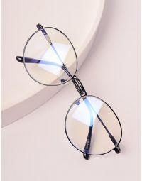 Окуляри іміджеві з прозорими лінзами | 238545-02-XX