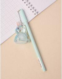 Ручка з брелоком єдинорогом | 237939-37-XX