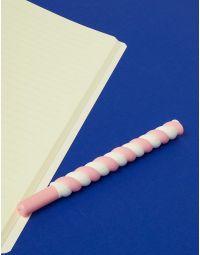 Ручка з рельєфними спіральними смужками | 232194-14-XX