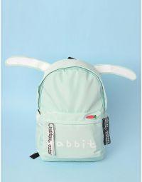 Рюкзак з вушками та написом на кишені | 233445-37-XX