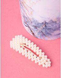 Шпилька для волосся з перлинами | 237201-08-XX