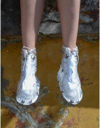 Чохли на взуття водонепроникні  з принтом | 235518-02-14