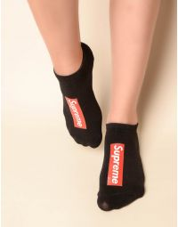 Шкарпетки з написом supreme | 237635-02-XX