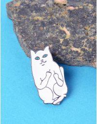 Брошка у вигляді кота LORD NERMAL | 224360-01-XX