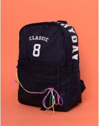Рюкзак для міста з кишенею із сітки | 237665-02-XX