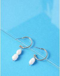 Сережки з маленькими перлинами | 237094-08-XX