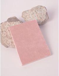 Блокнот у лінію з металізованою обкладинкою | 238140-14-XX