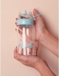 Пляшечка на 350 мл у вигляді єдинорога | 238170-31-XX