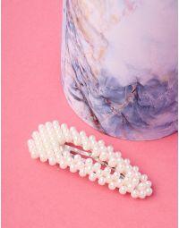 Шпилька для волосся з перлинами | 237201-06-XX